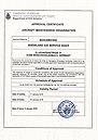 BERMUDA Approval Certificate Aircraft Maintenance Organisation